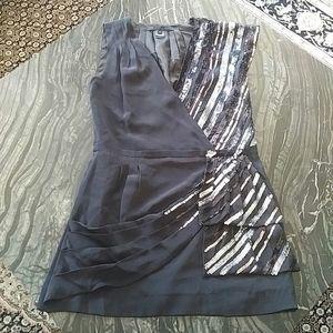 MARC BY MARC JACOBS - silk mini dress